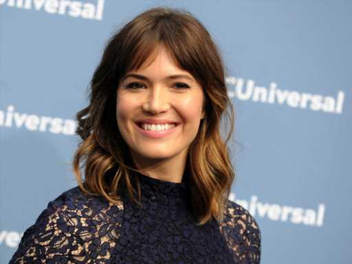Mandy Moore Opens Up About The Reality of Breastfeeding for World Breastfeeding Week
