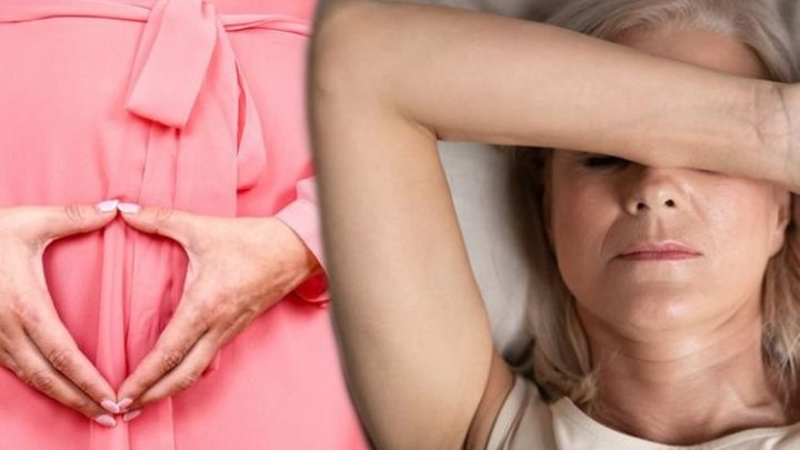 Menopause: The two sleep symptoms warning of perimenopause – it's not hot flashes