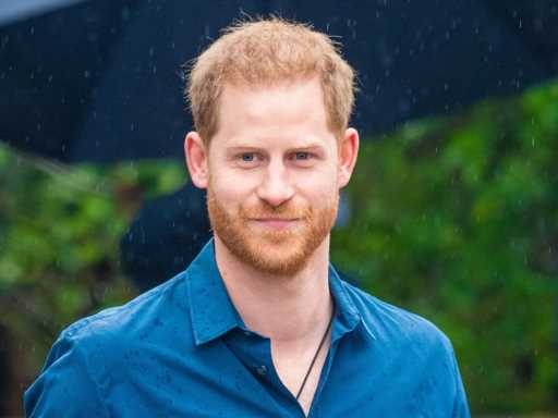 Prince Harry's Laptop Case Features an Adorable Tribute to His Son Archie
